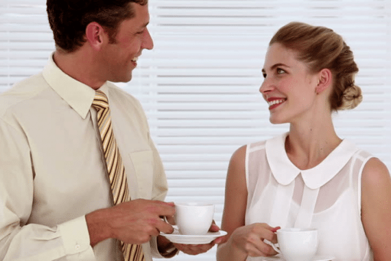 6 Signs That Cute Co-Worker Digs You