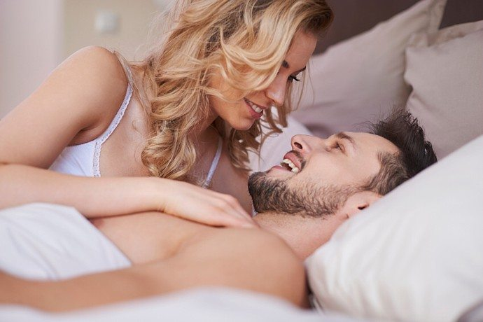 Does Your Relationship Need More Sex?