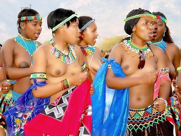 African Sexuality – Uninhibited, Unbound and Unapologetic