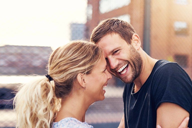 why-you-should-make-your-ex-laugh