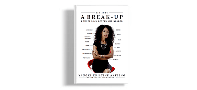 It's Just A Break-Up (Hardcover)